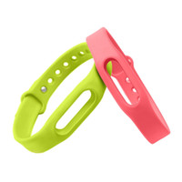 Wholesale Wearable Devices Accessories Original from Xiaomi Newest Xiaomi Mi Band Wrist Band Wearable Wrist TPSiV Accessories for Miband