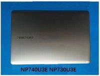 Wholesale New Back shell for Samsung NP740U3E NP730U3E back cover BA75 A Touch Silver