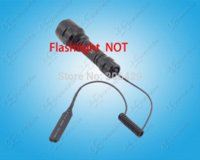 Wholesale 1pc New Remote Pressure Switch For UltraFire C8 C2 LED Flashlight Torch Hunting Tail Switch