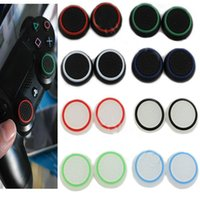 al por mayor accesorios para playstation-Controlador duradero analógico Stick Thumbstick palanca Stick manguitos para Sony Playstation PS4 Accesorios para PS4 XBOX One 360 ​​4pcs / lot