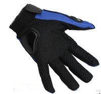 Wholesale Motorcycle Glove Men s Outdoor Bicycle gloves baseball bicycling Glove All finger bicycle Glove Anti Slip snow water