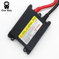 Wholesale HID V W W Xenon Headlight Ballast Brand Car DC Ballasts waterproof Slim shockproof Anti Interference