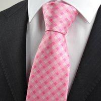 Corbatas Hombre corbata corbata blanca cruzada Corbata clásica para hombre Corbata para hombre Corbata para negocio formal Regalo de vacaciones de boda KT0042