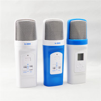 Wholesale 1000ohm Loading Impedance Microphones Hz Single Point Handheld db A Microphones with Wireless for Cellphone K