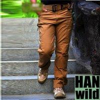 Wholesale IX7 Men City Tactical Pants High Quality Outdoor sport pants Training Combat Trousers Male Casual Cargo Pants