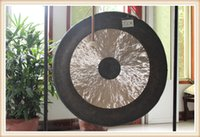 Wholesale quot Chau Gong with Mallet Traditiona Antique chinese gong high quality handmade chau gong for yoga mediation and sound therapy