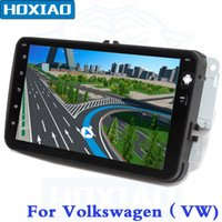 auto indonesia - Car DVD Player Android Quad Core G Din Voiture radio Pour Volkswagen Santana Wifi GPS Android4 Auto With wifi