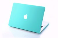 Wholesale Top quality hard frosted plastic protective case shell for Macbook Air Pro inch Retina