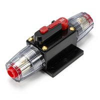 audio fuse holder - A AMP Car Audio Circuit Breaker Inline Fuse Holder for V System Protection