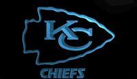 bars city - LS844 b Kansas City Chiefs ESPN Bar Neon Light Sign jpg