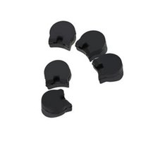 Wholesale Black Practical Rubber Clarinet Finger Cushions Thumb x x cm Support Relieve Fatigue Sore Comfortable