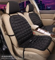 Wholesale 12V infrared Heating Car Seat Cushion Premium Quality Adjustable Temperature Heating Pad Pain Reliever