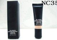 Wholesale 2016 Professional new makeup PRO LONGWEAR NOURISHING WATERPROOF FOUNDATION liquid ML good selling