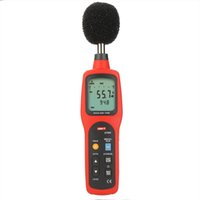 Wholesale UNI T UT352 Digital Sound Level Meter dB Decibel Meter Noise Monitor Tester w Data Logging Recall