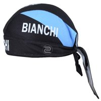 bianchi accessories - BIANCHI New Team men s Cycling Scarf Hat Quick Drying Outdoor Wear High Quality Cycling Accessories