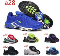 band sky blue - Top quality New Men s Tn Running Shoes Top Quality Men Sport Shoes Brand Athletic Shoes hot sale