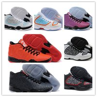 new model shoes - With Box New Model Retro XX9 All Black Red White Men Basketball Sport Sneakers Trainers Shoes