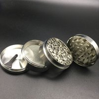 alloy piping - Grinders mm layers grinders herb metal Zicn alloy for cnc teeth filter net dry herb vaporizer pen vaporizer vapor glass smoking pipes