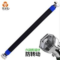 Wholesale cm Adjustable Length multipurpose High strength Anti rotation Professional fitness bar Door Horizontal Bar