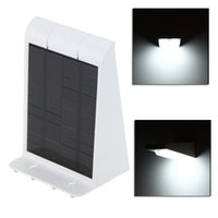 Wholesale 12 LED W Solar Power PIR Infrared Motion Light Sensor Lamp Mounted Energy Saving Wall Garden Yard Outdoor Lighting Waterproof
