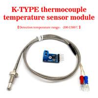 Wholesale K type Thermocouple Temperature Sensor Module Kit MAX6675