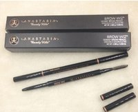 Wholesale lowest price New Arrivals makeup Brow definer SKINNY BROW PENCIL EBONY SOFT BROWN DARK BROWN MEDIUM BROWN G