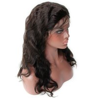 animal hairstyles - Full Lace Wig Body Wave Indian Temple Human Hair For Selling Cheap And Good Quality no animal hair