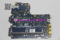 768401-001 carte mère pour HP ProBook 470 G2 Ordinateur portable i7-4510U LA-B181P Carte mère graphique Radeon R5 M255 2G entièrement testée fonctionnant parfaitement