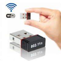 Wholesale 150Mbps USB WiFi Wireless Adapter n g b M PC Computer Network LAN Card