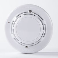 Wholesale Factory price high quality smoke detector prices conventional wire smoke detector with photoelectric sensor