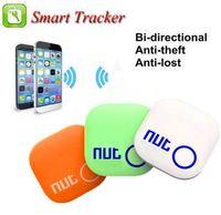 Wholesale Hot sale NUT Smart Finder Bluetooth Tag Tracker Bag Wallet Key Tracer GPS Locator Alarm
