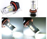 Wholesale led fog driving lights led smd cree LED H11 Bulb White Fog Light Parking Backup Lamp