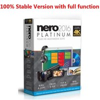 Wholesale New Arrvial Nero Platinum For Win Bit Full Function Support Multi Language Fast Delivery