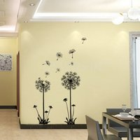 automotive stickers vinyl - decals automotive cm Decor Dandelion Flower Removable Bed Room Art Mural Vinyl Wall Sticker Decal decal notebook