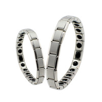 Wholesale For Women Gift Anti Fatigue Germanium Titanium Energy Bracelet Power Bangle Best gift Reduce muscle tension