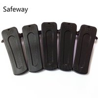 Wholesale 5 X Original belt clip for baofeng BF S BF S BF S two way radio accessories