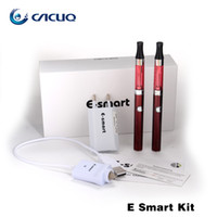 Wholesale 100 Original Kangertech E Smart Electronic Cigarettes with mAh Battery Genuine Kanger Esmart Kit