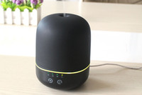 aromatherapy certification - 2016 Essential Oil Diffuser Portable Cool Mist Aroma Humidifier Ultrasonic Aromatherapy Waterless Auto off w with Certification ST A