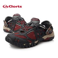 aqua beach shoes - Clorts Cheap Brand New Men Aqua Shoes PU Mesh Upstream Shoes Breathable Wading Shoes Quick Dry Beach Shoes Outdoor Shoes