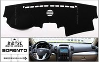 Wholesale Kia Sorento High quality Console Avoid light pad dashboard protection pad
