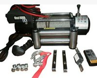 Wholesale 12000LBS V steel wire rope Auto electric winches atu winch utv winch