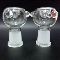 adapter rings - Top Quality Glass Bong Bowls Adapters mm mm Female Male Glass Bowl for oil rings Glass Water Pipes