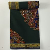 gorgeous fabrics - Gorgeous pattern real batik Holland wax fabric VH124 African cotton print super wax cloth for clothing