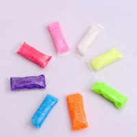 Wholesale Child Toys Ultralight Pearl Clay D Modeling Clay Intelligent Plasticine Magic Sand Enlighten Magnetic Clay Colored Mud Play Doh
