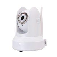 Wholesale HD x720P Smart CCTV Security Wifi Webcam Surveillance Night Vision Audio Video Telecamera Wireless IP Camera Onvif