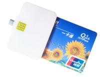 Wholesale Smart Card Reader Compatible with Microsoft USB CCID driver credit card reader for Visa Master etc