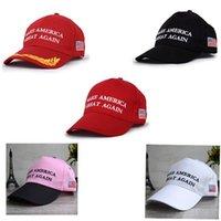 accessories president - Make America Great Again HAT Donald Trump HAT CAP trump for president America campaign Republican Cap USA Flag