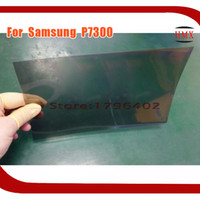 Wholesale LCD Polarizer Film For Samsung Galaxy P7300 Tablet PC inch Polarized Sheet Light Film