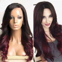 Wholesale brazilian human hair wigs natural wave style hair product bT99J color desnity lace front wigs