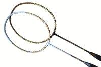 Wholesale NR FX NR RP badminton rackets carbon T joint lbs High Quality NanoRay FX badminton racquet